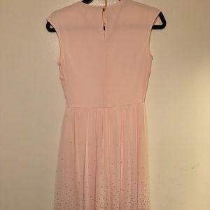 Ted Baker London Dresses - Light pink Ted Baker dress size 0 - worn once